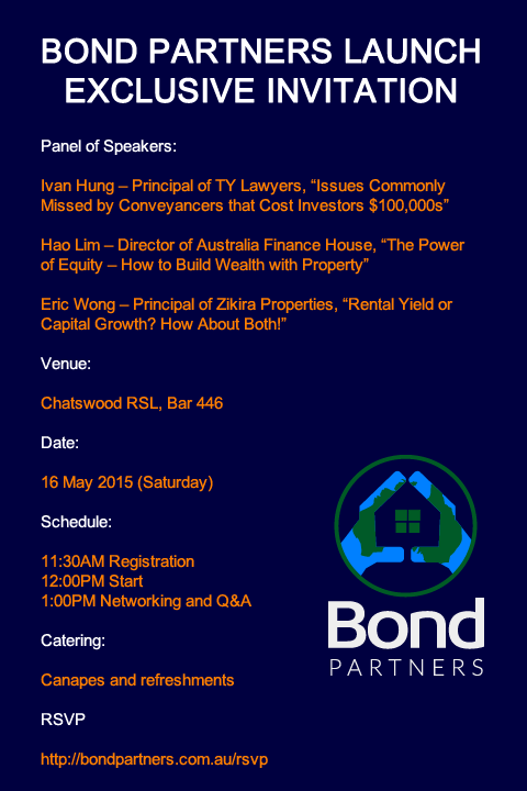 Bond Partners Launch